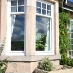 New Sash and Case Windows Painted in Craiglockhart Grove