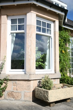 Painter and Decorator Edinburgh Sash and Case Window 1