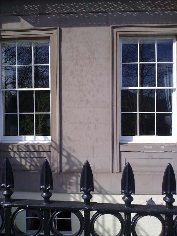 Painter and Decorator Edinburgh Sash and Case Window 3