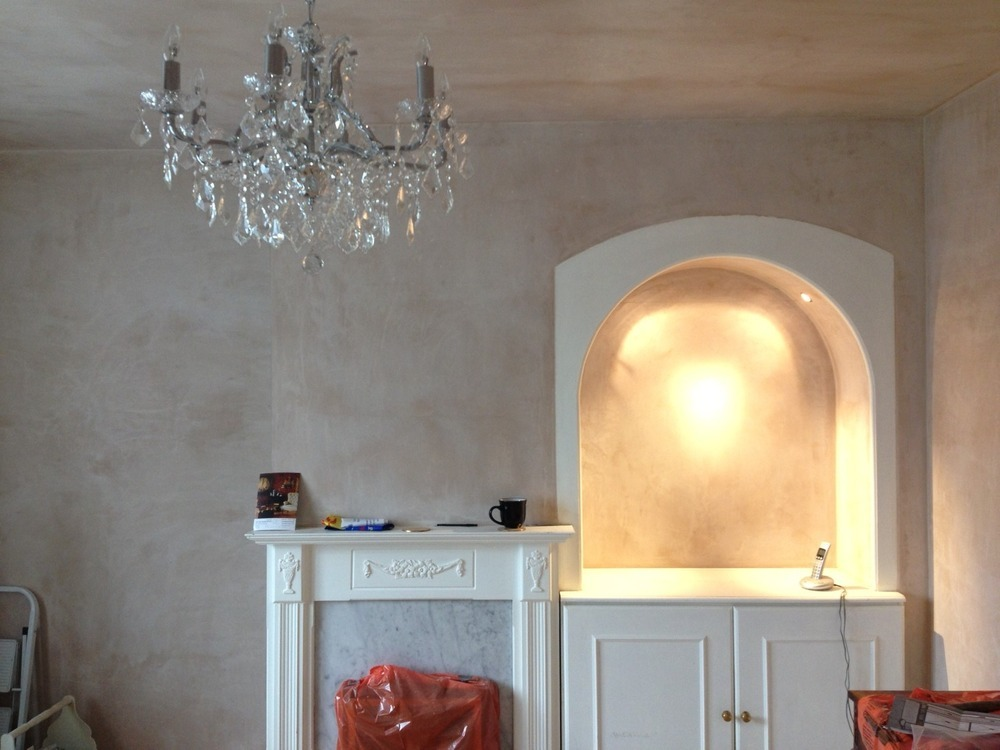 painting plaster wallsPainting New Plaster  Painter and Decorator Edinburgh