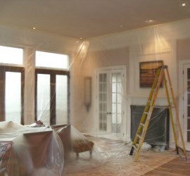 Painter and Decorator Edinburgh Interior Painting